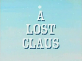 A Lost Claus