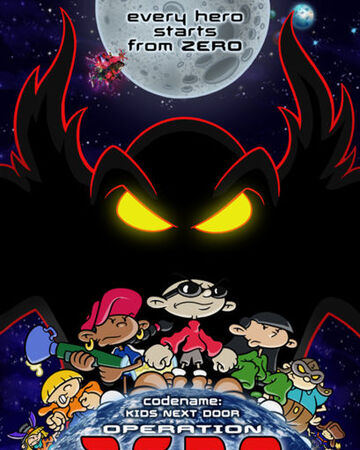 codename kids next door wiki