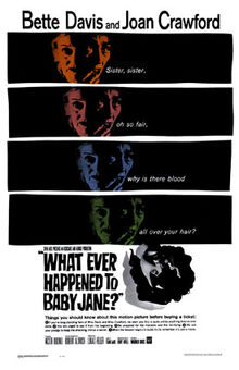 What Ever Happened to Baby Jane- (1962)