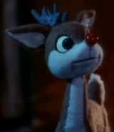 Rudolph says stop