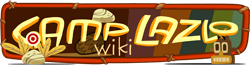 Camp lazlo Wiki-wordmark