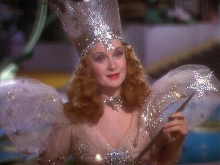 glinda the good witch of the north warner bros entertainment wiki