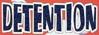 Detention tv series logo