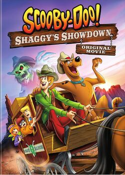 Scooby-doo shaggy's showdown new cover