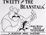 Tweety and the Beanstalk/Gallery
