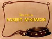 Dog Collared by Robert McKimson