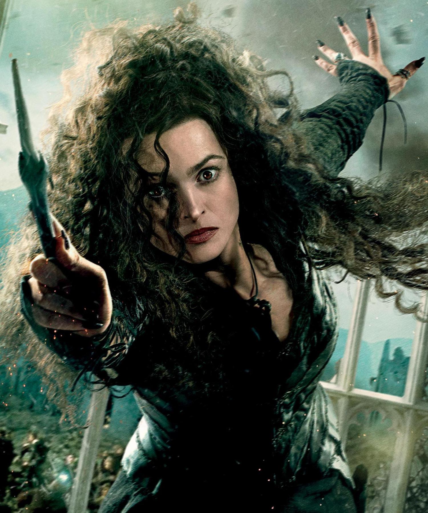 Bellatrix Lestrange | Warner Bros. Entertainment Wiki ... - photo#46