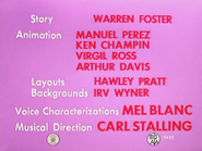 Hare Trimmed Extended Credits