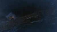 Antonia Graza full ship