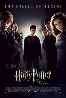 Harry potter and the order of the phoenix poster2