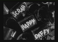 Scrap Happy Daffy Title Card
