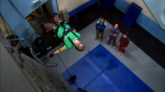 Sheldon fainted on rock climbing, again