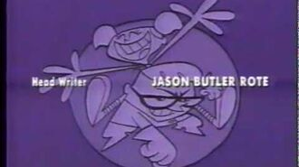 Dexter's Laboratory Credits Closing Theme with Bump - 2001