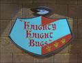 Knighty Knight Bugs Title Card