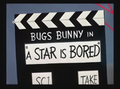 A Star is Bored Title Card