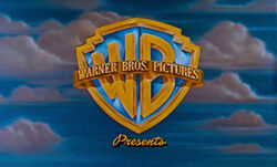 Warner bros logo Giant 1956
