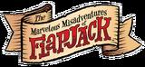 Marvelous misadventures of flapjack logo