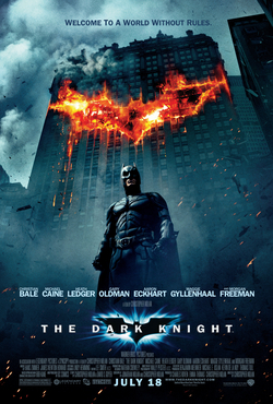 The Dark Knight 2008 film