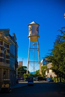 Water tower WB (2)