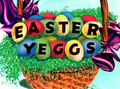 Easter Yeggs Title Card