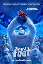 Smallfoot poster 2