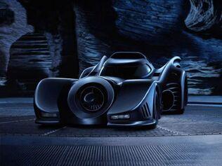 Batman 1989 Film Batmobile