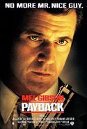 Payback international poster