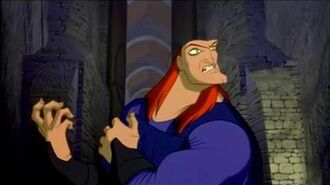 The Magic Sword Quest for Camelot - Ruber Rebels Sir Lionel's Death