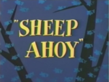 Sheep Ahoy