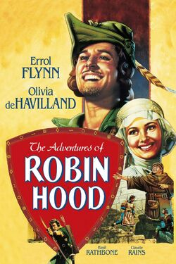 Robin hood movieposter