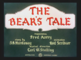 The Bear's Tale