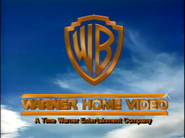 Warner Home Video 1995 Logo
