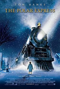The Polar Express (2004) poster