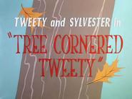 Tree Cornered Tweety Title Card