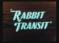 Rabbit Transit Title Card