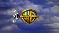 Warner Bros. Family Entertainment 2002-03 Logo
