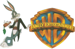 Warner bros family entertainment original logo