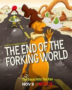 Green Eggs & Ham - The End of the Forking World Poster