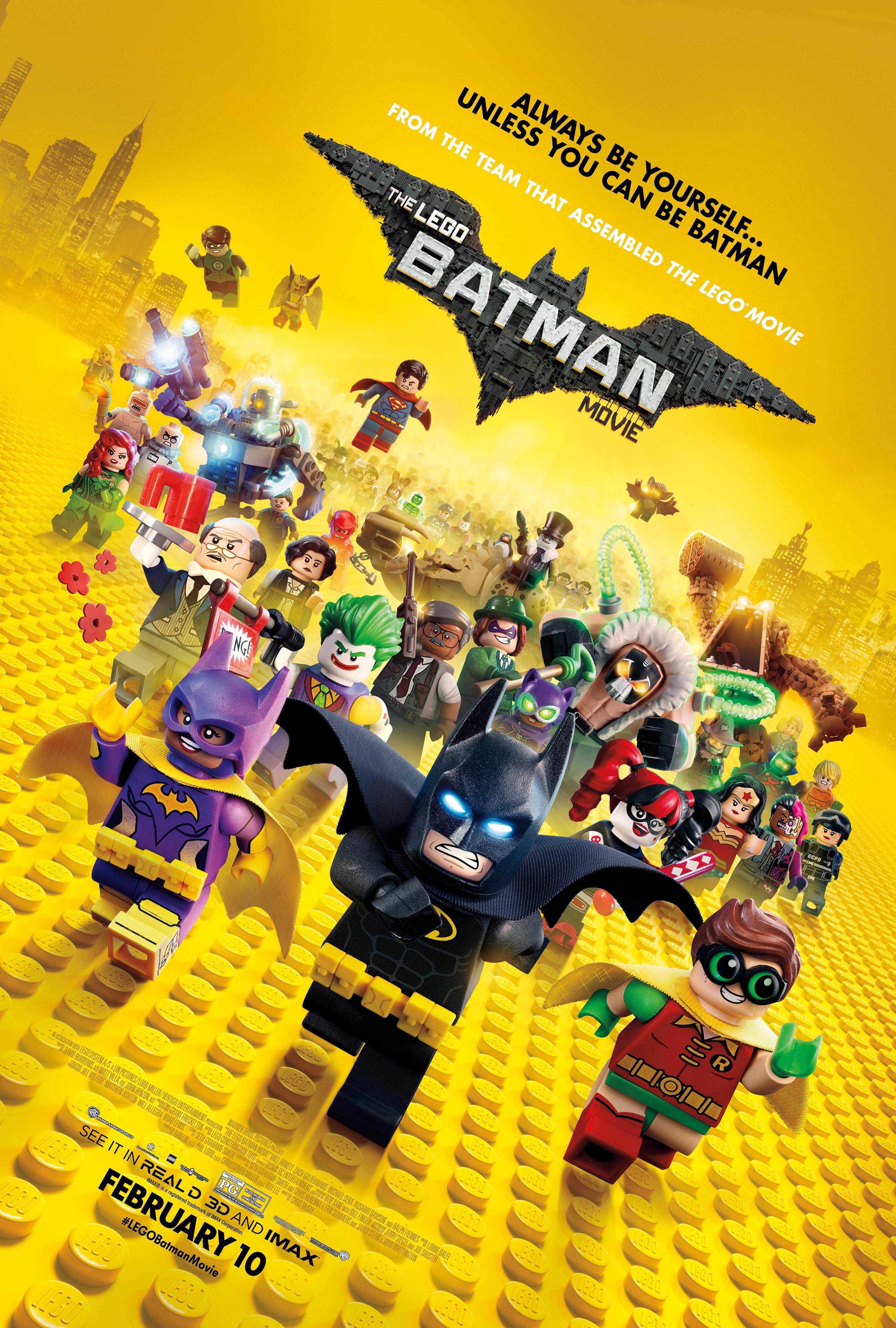 The Lego Batman Movie Warner Bros Entertainment Wiki Fandom