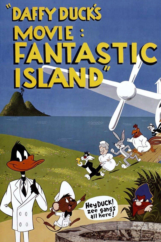 Daffy Duck's Fantastic Island