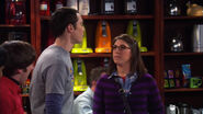 Sheldon and Amy meet