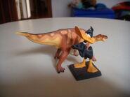 Daffy Duck e l'anatosauro