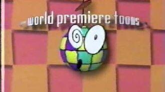 Cartoon Network ID World Premiere Toons Mad Bomber 1995