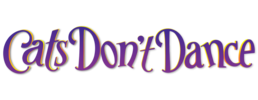 Cats don't dance logo