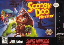 Scooby-Doo Mystery box art