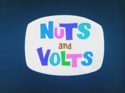 Nuts and Volts Title Card