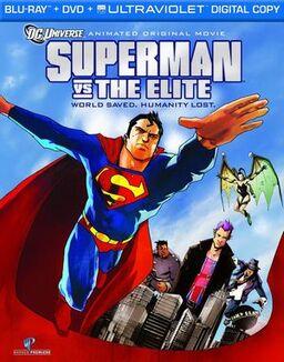 SupermanvsElite coverart 2012