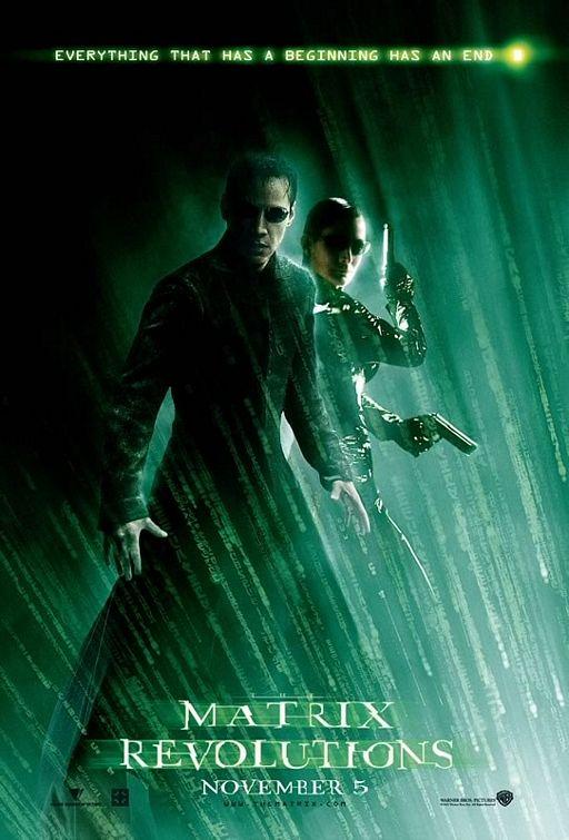 Matrix revolutions ver7