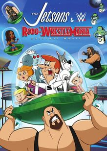 The Jetsons & WWE Robo WrestleMania! cover