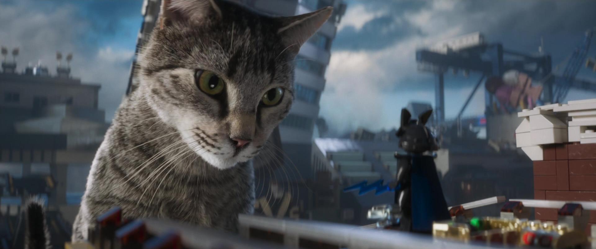 Image - Meowthra seeing lord garmadon.png | Warner Bros ... - photo#36